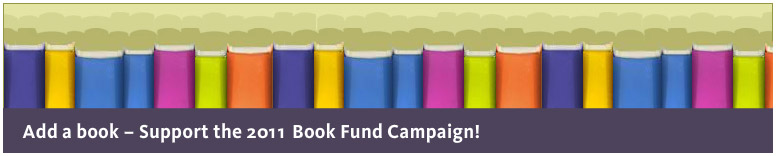 Support the 2011 Book Fund